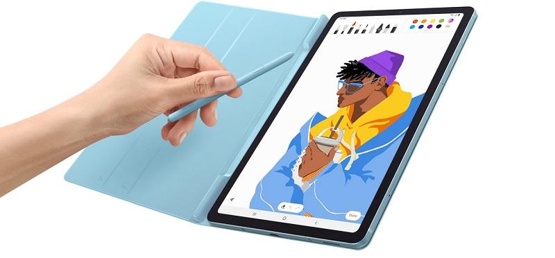 Samsung Galaxy Tab S6 Lite | Hỗ trợ bút SPen tiện lợi