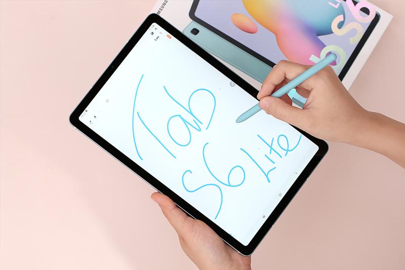 Galaxy Tab S6 Lite | Bút S Pen tiện lợi