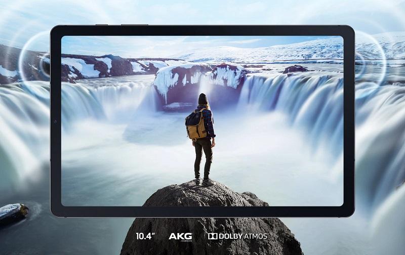 Samsung Galaxy Tab S6 Lite | Màn hình giải trí kích thước lớn