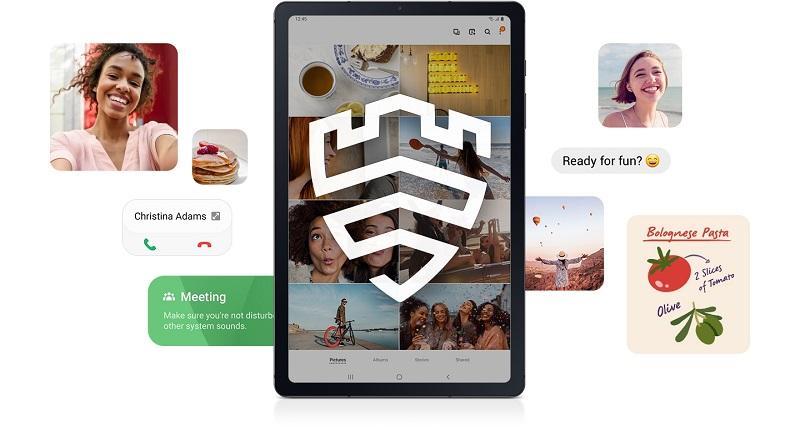 Samsung Galaxy Tab S6 Lite | Giao diện OneUI ấn tượng