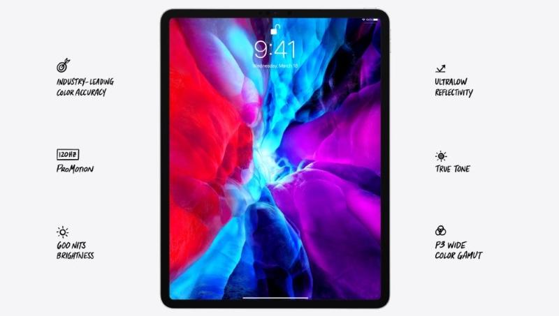 Máy tính bảng iPad Pro 11 inch 2020 | Màn hình Liquid Retina