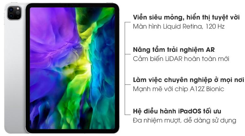 iPad Pro 11 inch Wifi Cellular 128GB (2020)