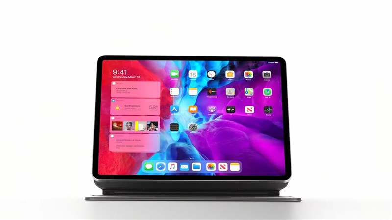 Máy tính bảng iPad Pro 11 inch Wifi Cellular 128GB | Thời lượng pin cho bạn sử dụng cả ngày
