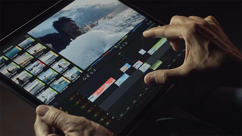 Máy tính bảng iPad Pro 11 inch Wifi Cellular 128GB | Chỉnh sửa video