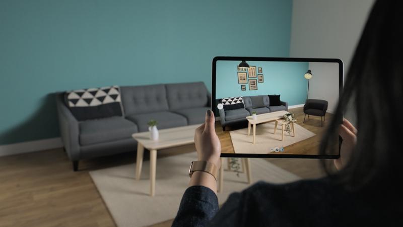 Máy tính bảng iPad Pro 11 inch Wifi Cenllular 128 GB (2020) | Chụp và xử lý ảnh nhanh chóng dễ dàng