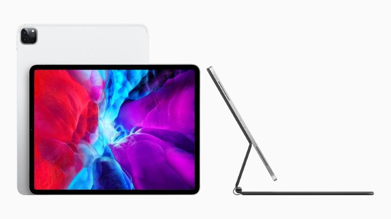 Máy tính bảng iPad Pro 12.9 inch Wifi 128GB (2020) | Bàn phím không dây mới