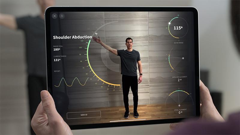 Máy tính bảng iPad Pro 12.9 inch Wifi 128GB (2020) | Trải nghiệm thao tác nhanh nhạy