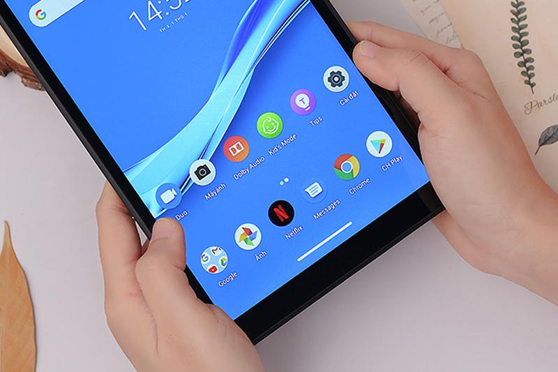 Máy tính bảng Lenovo Tab M8 (TB-8505X) | Tải được nhiều ứng dụng