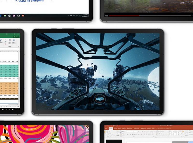Màn hình 120Hz | Galaxy Tab S7 Plus