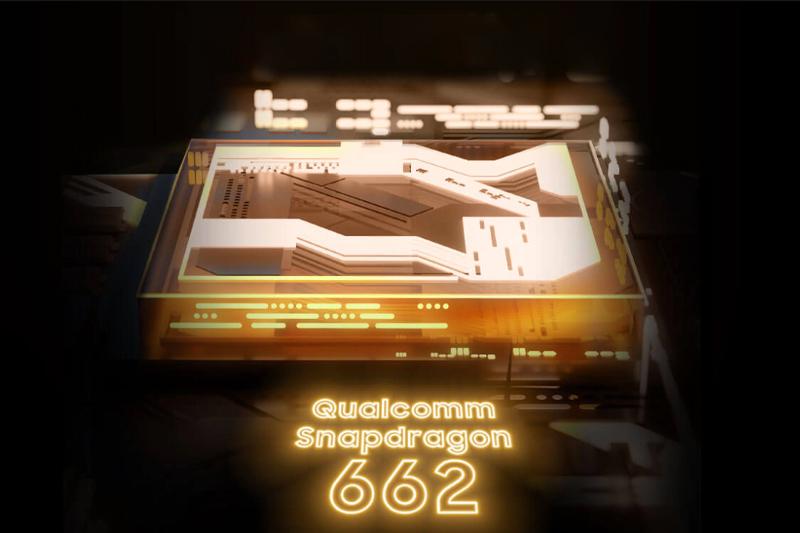Máy tính bảng Samsung Galaxy Tab A7 (2020) | Trang bị vi xử lý Snapdragon 662