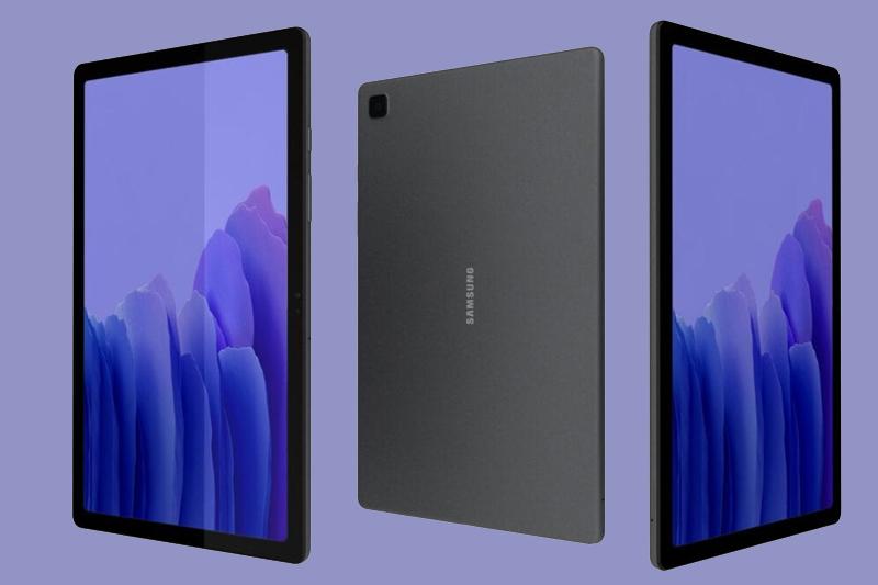 Máy tính bảng Samsung Galaxy Tab A7 (2020) | Thiết kế mạnh mẽ, cứng cáp