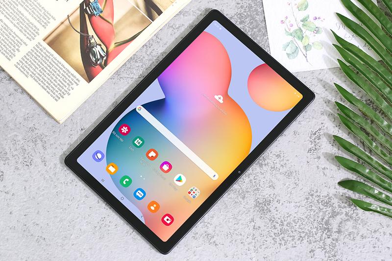 Màn hình hiển thi rõ nét | Galaxy Tab A7