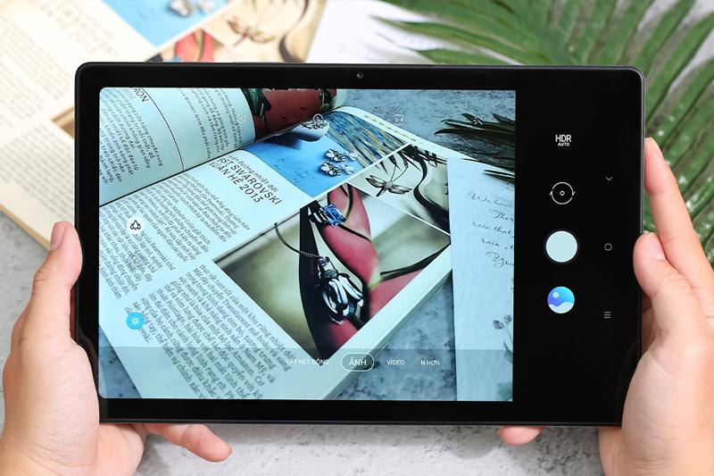 Đáp ứng đầy đủ các nhu cầu chụp ảnh | Galaxy Tab A7