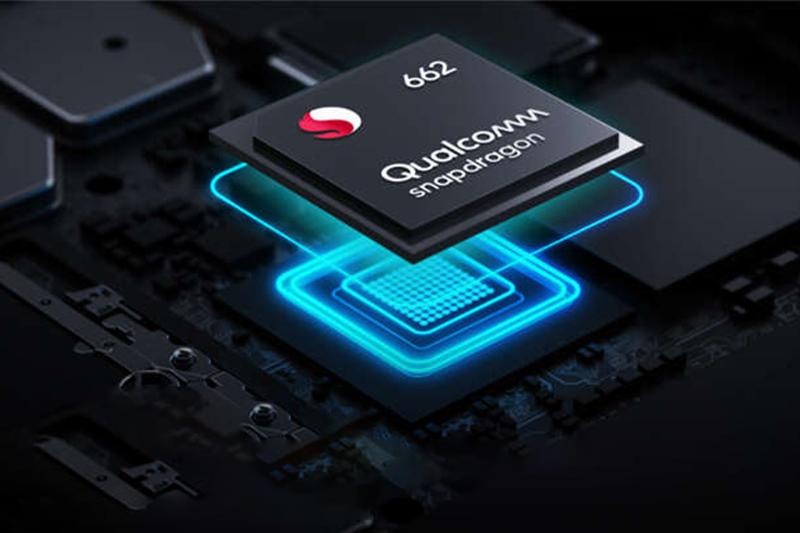 Chip Snapdragon 662 cho hiệu năng mạnh mẽ | Galaxy Tab S7