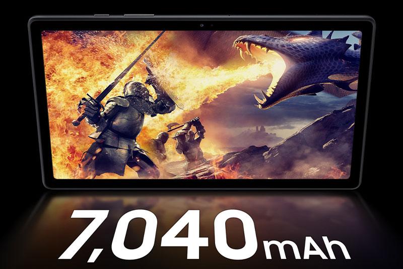 Máy tính bảng Samsung Galaxy Tab A7 (2020) | Thời lượng pin ấn tượng