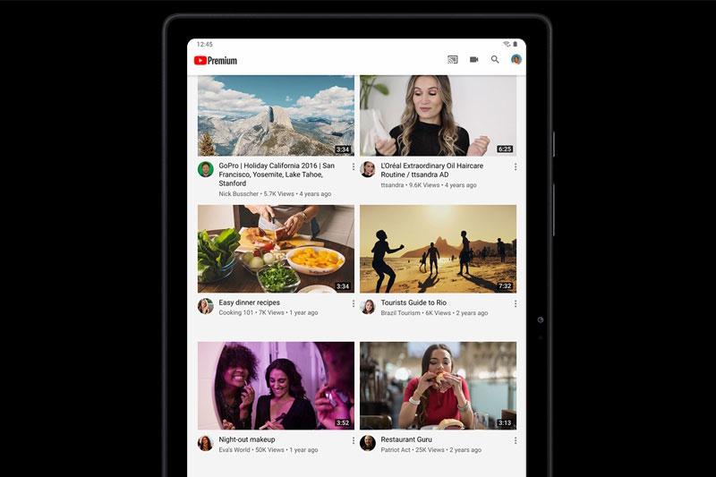 Máy tính bảng Samsung Galaxy Tab A7 (2020) | Màn hình lớn, giải trí tuyệt vời