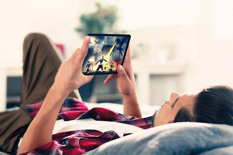 Máy tính bảng Samsung Galaxy Tab A7 (2020) | Hiệu năng tốt, trải nghiệm giải trí mượt mà