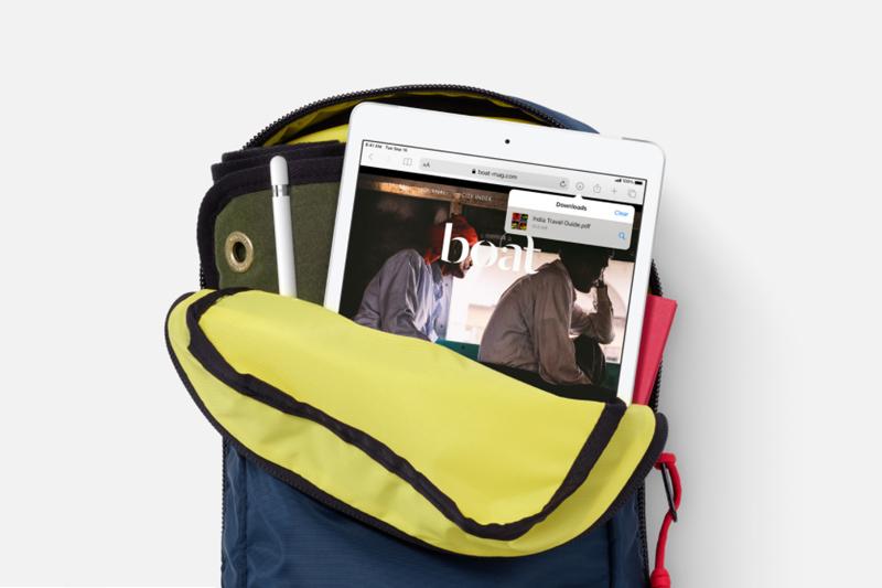 Mỏng nhẹ nhỏ gọn dễ mang theo bên mình | iPad 2020