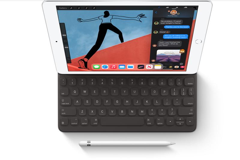 Hỗ trợ nhiều phụ kiện tương thích | iPad 2020