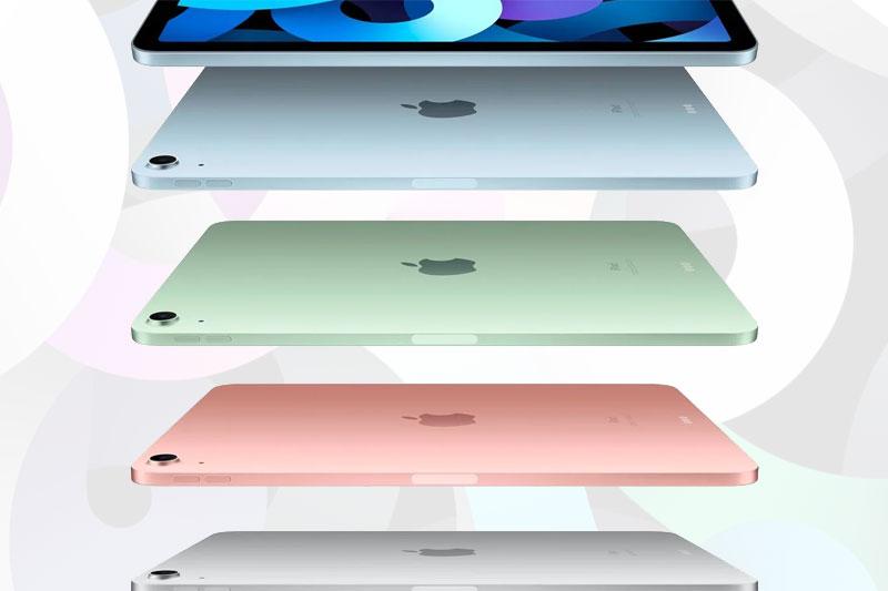 Màu sắc trẻ trung, thân thiện với môi trường | iPad Air 4