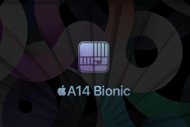 CPU Apple A14 Bionic | iPad Air 4
