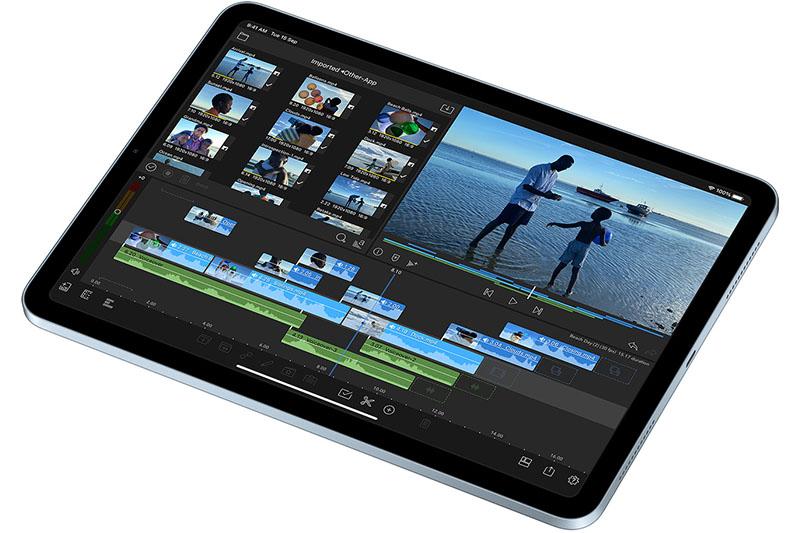iPad Air 4 Wifi Cellular 256GB (2020) | Chipset A14 Bionic xử lí đồ họa mạnh mẽ