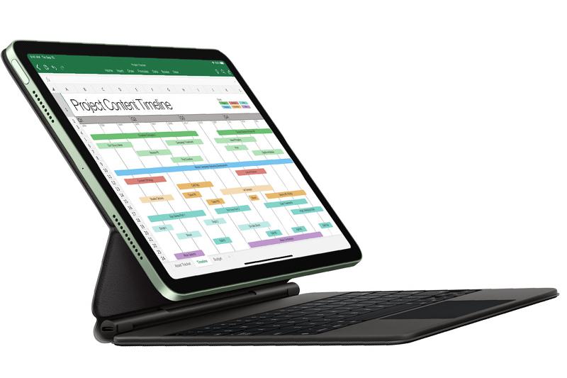 iPad Air 4 Wifi Cellular 256GB (2020) | Bộ nhớ lưu trữ cao, phù hợp mọi đối tượng