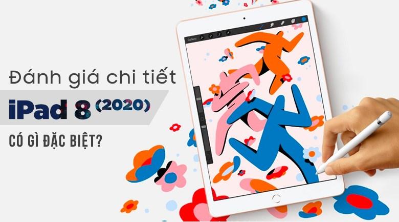 iPad 8 Wifi 128GB (2020)