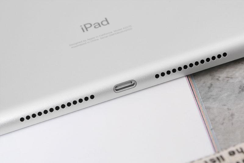 iPad 8 Wifi 128GB (2020) | Thời lượng pin lên đến 10 tiếng sử dụng liên tục