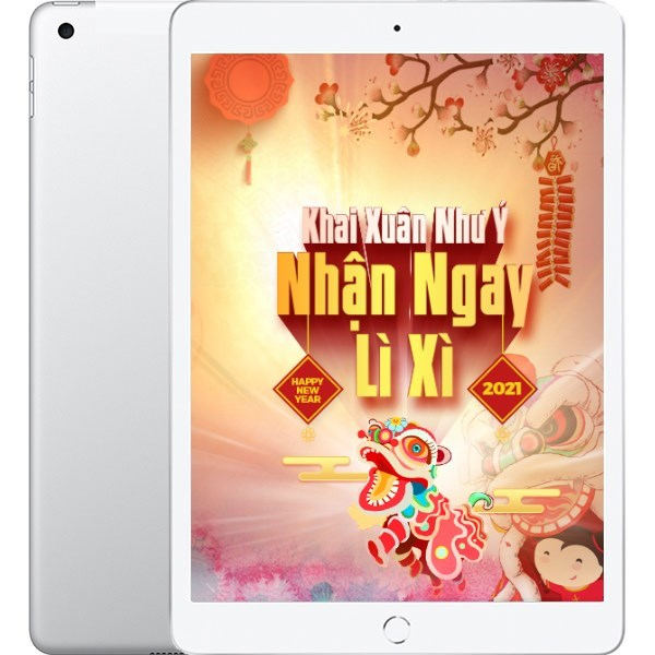 iPad 8 Wifi Cellular 128GB (2020)