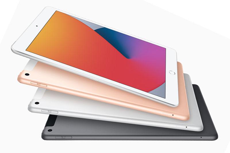 iPad 8 Wifi Cellular 128 GB | Trang bị cổng sạc Type C, cục sạc nhanh 20 W và cáp Lighting to USB C