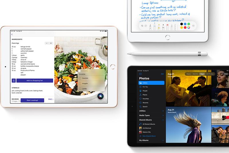 iPad 8 Wifi Cellular 128 GB | Bộ nhớ 3 GB/128 GB