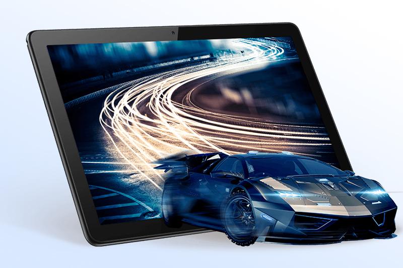 Máy tính bảng Huawei Mediapad T5 10.1 inch (3GB/32GB) Vàng   Chip Kirin 659 hiệu năng mạnh mẽ