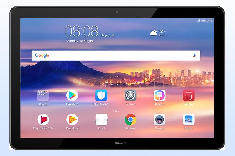 Máy tính bảng Huawei Mediapad T5 10.1 inch (3GB/32GB) Vàng   Giao diện EMUI được thiết kế tỉ mỉ và chu đáo