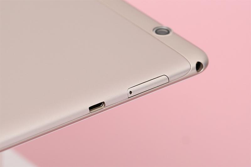 Huawei Mediapad T5 10.1 inch (3GB/32GB) Vàng   Thiết kế cứng cáp, sang trọng