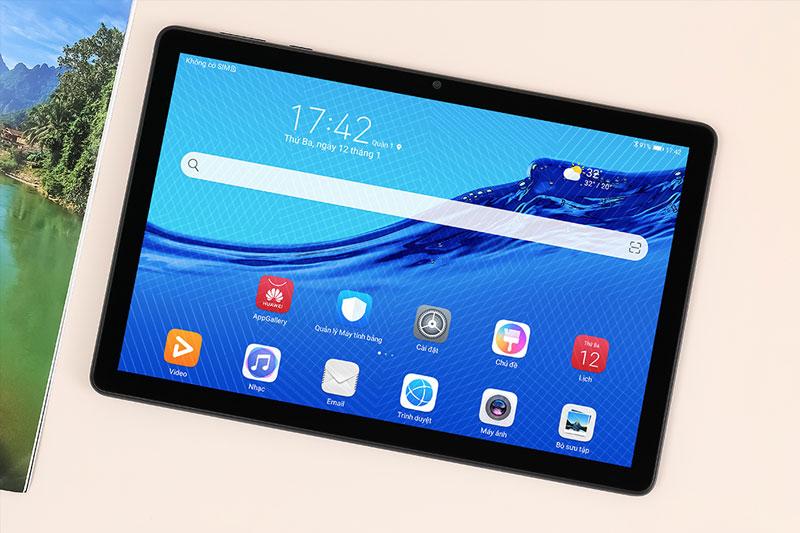 Màn hình lớn sắc nét   Huawei MatePad T10s