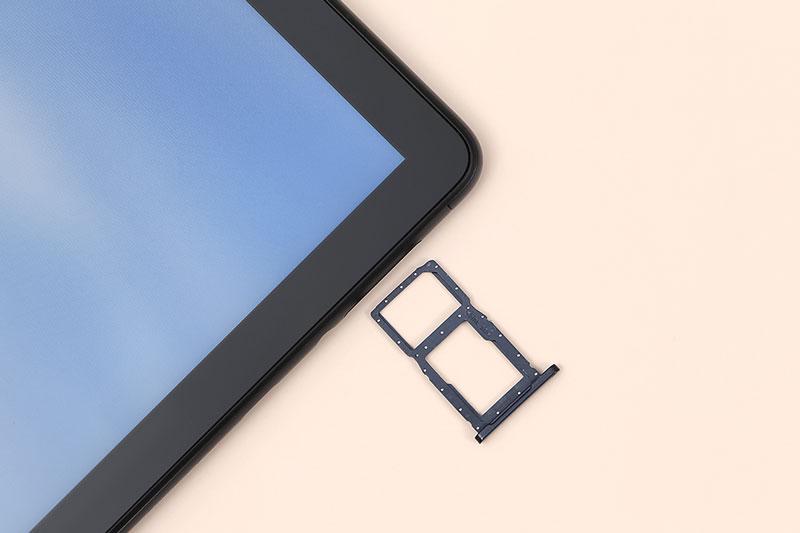 Hỗ trợ thẻ nhớ ngoài MicroSD tối đa 256 GB   Huawei MatePad T10s