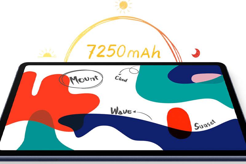 Máy tính bảng Huawei MatePad | Dung lượng pin lớn