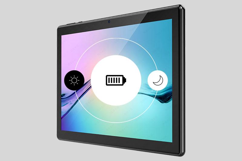 Masstel Tab10 4G   Viên pin dung lượng khủng 6000 mAh thoải mái cả ngày dài