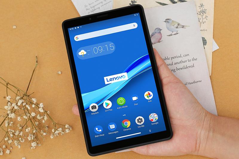 Lenovo Tab M7 | Tấm nền IPS LCD cho chất lượng hình ảnh hiển thị sắc nét