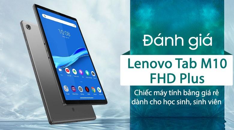 Lenovo Tab M10 - FHD Plus