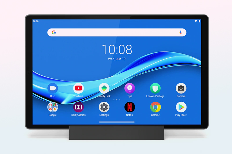 Lenovo Tab M10 - FHD Plus   Chế độ Kids Mode giúp cha mẹ quản lí con mình
