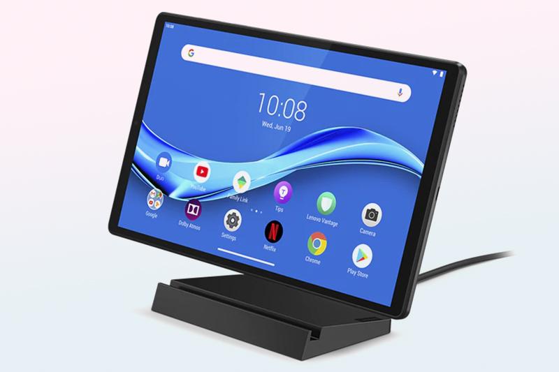 Lenovo Tab M10 - FHD Plus   Hỗ trợ chế độ Kids Mode theo dõi thời gian sử dụng của trẻ em