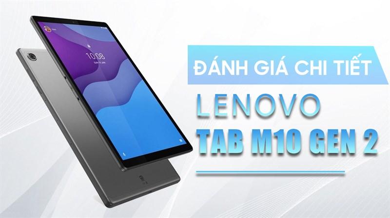 Lenovo Tab M10 - Gen 2