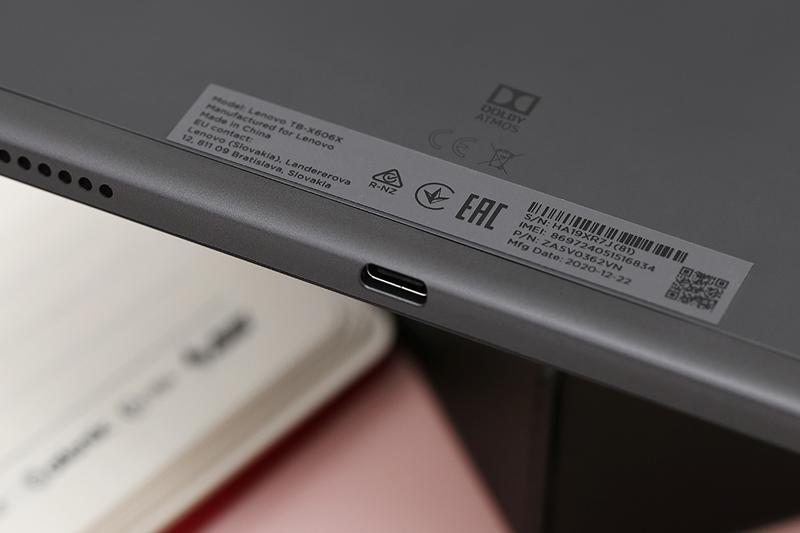 Lenovo Tab M10 - Gen 2 | Trang bị viên pin khủng 5000 mAh