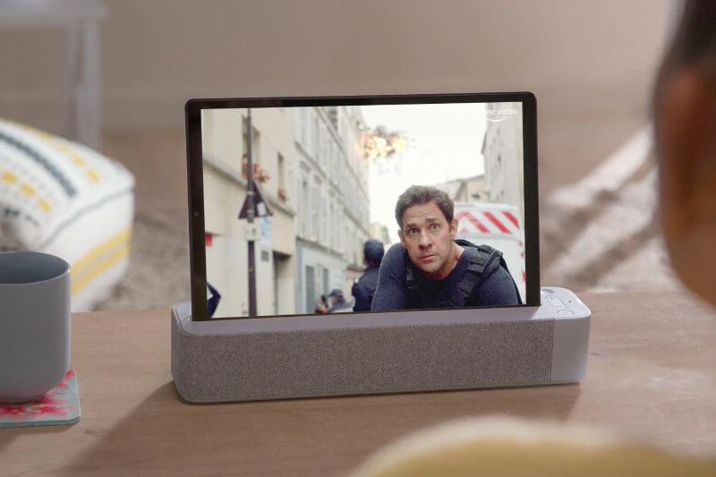 Lenovo Tab M10 - Gen 2 | Camera trước 5 MP phục vụ cho nhu cầu selfie, gọi video call trò chuyện