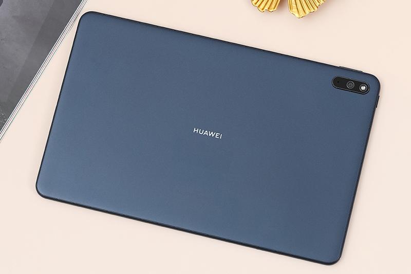 Huawei MatePad | Thiết kế mặt lưng