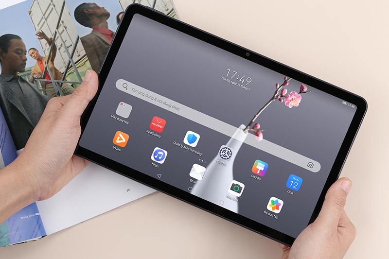 Huawei MatePad | Độ phân giải 2K cho hình ảnh sắc nét