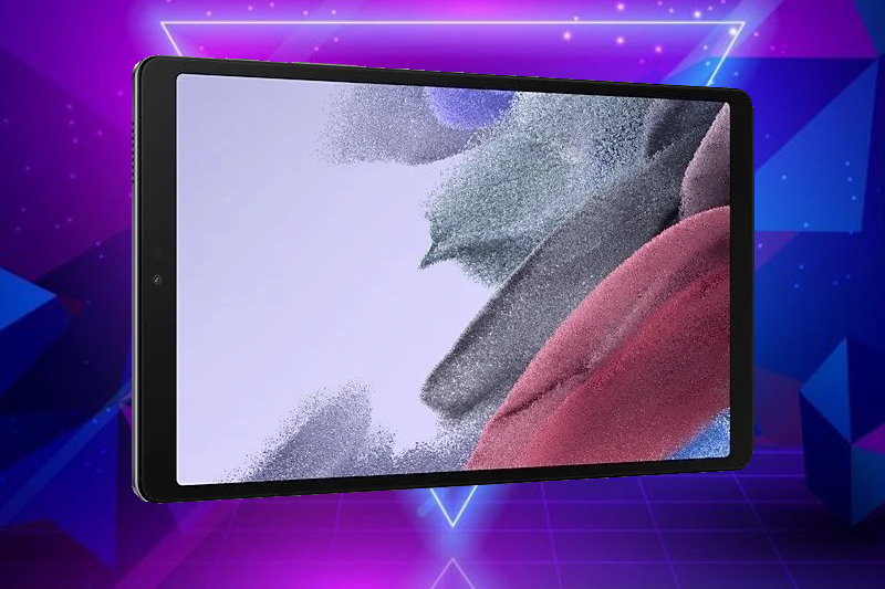 Galaxy Tab A7 Lite | Trang bị màn hình kích thước lớn 8.7 inch