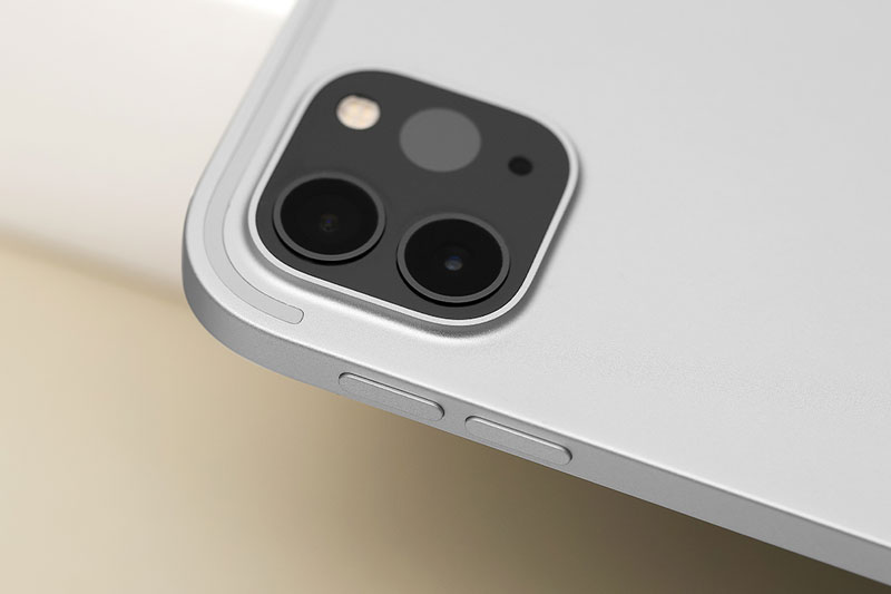 iPad Pro M1 11 inch WiFi 128GB (2021) | Sở hữu diện mạo sang trọng, gia công rắn chắc bằng khung nhôm